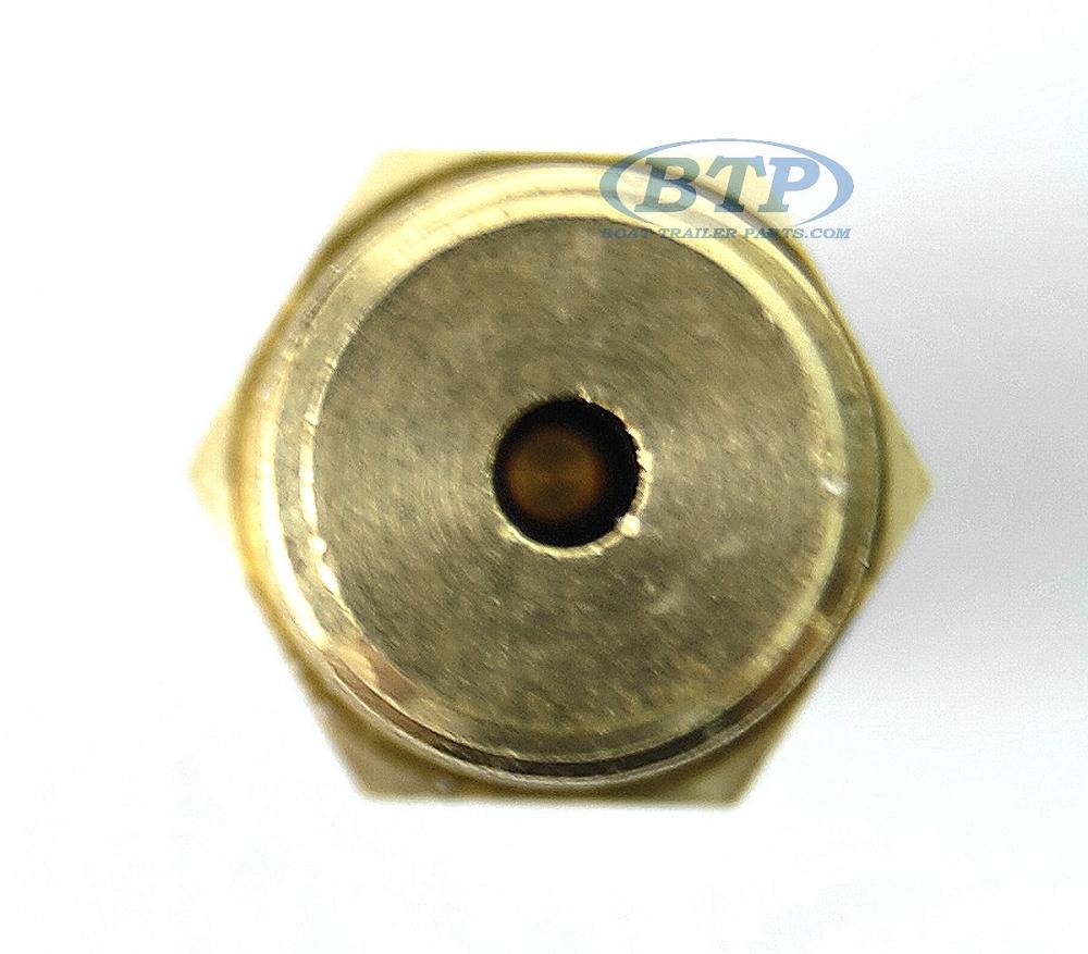 Kodiak Replacement Brass Bleeder Valve For Calipers