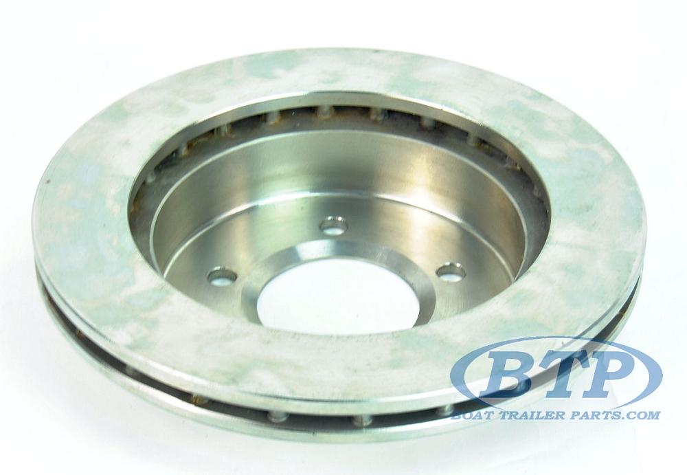 Stainless Brake Rotors : Stainless steel kodiak trailer disc brake rotor lug
