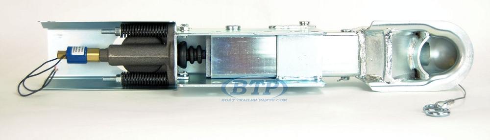 Titan M6 Hydraulic Disc Brake Actuator 2 5  16 W  Shield And