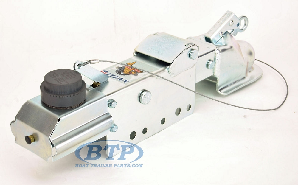 Titan model 6 hydraulic disc brake surge actuator 2 516 inch ball asfbconference2016 Images
