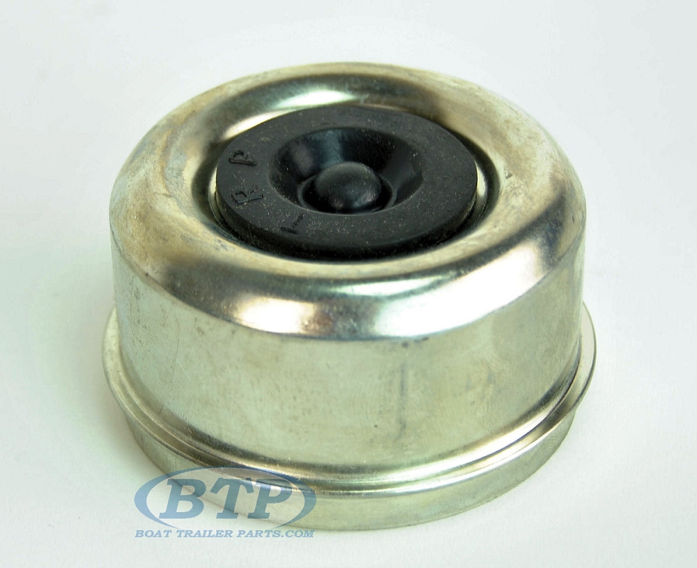 Boat Trailer Grease Cap : Zinc plated in accu lube trailer dust cap fits most