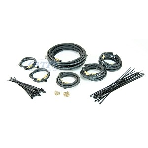 Tandem Axle Boat Trailer Brake Line Kit Long 24ft for