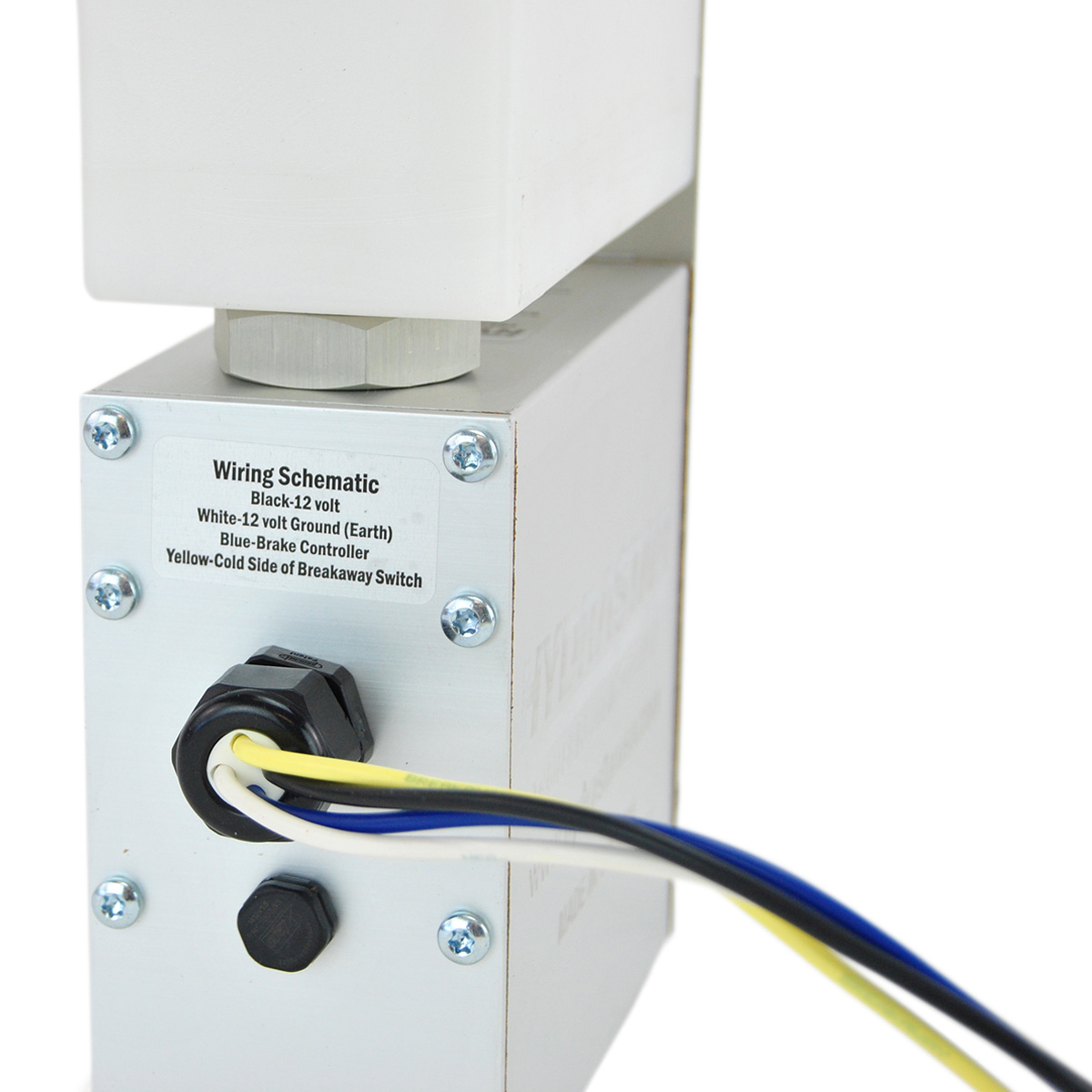 How To Wire Breakaway Switch