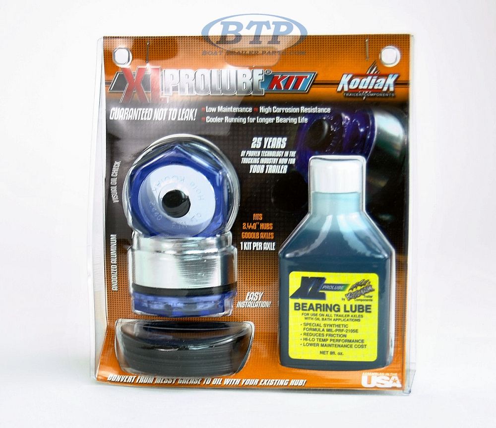 c3a010aac4 Kodiak XL Pro Lube Oil Bath Kit 2.44 Size for 6 Lug 5