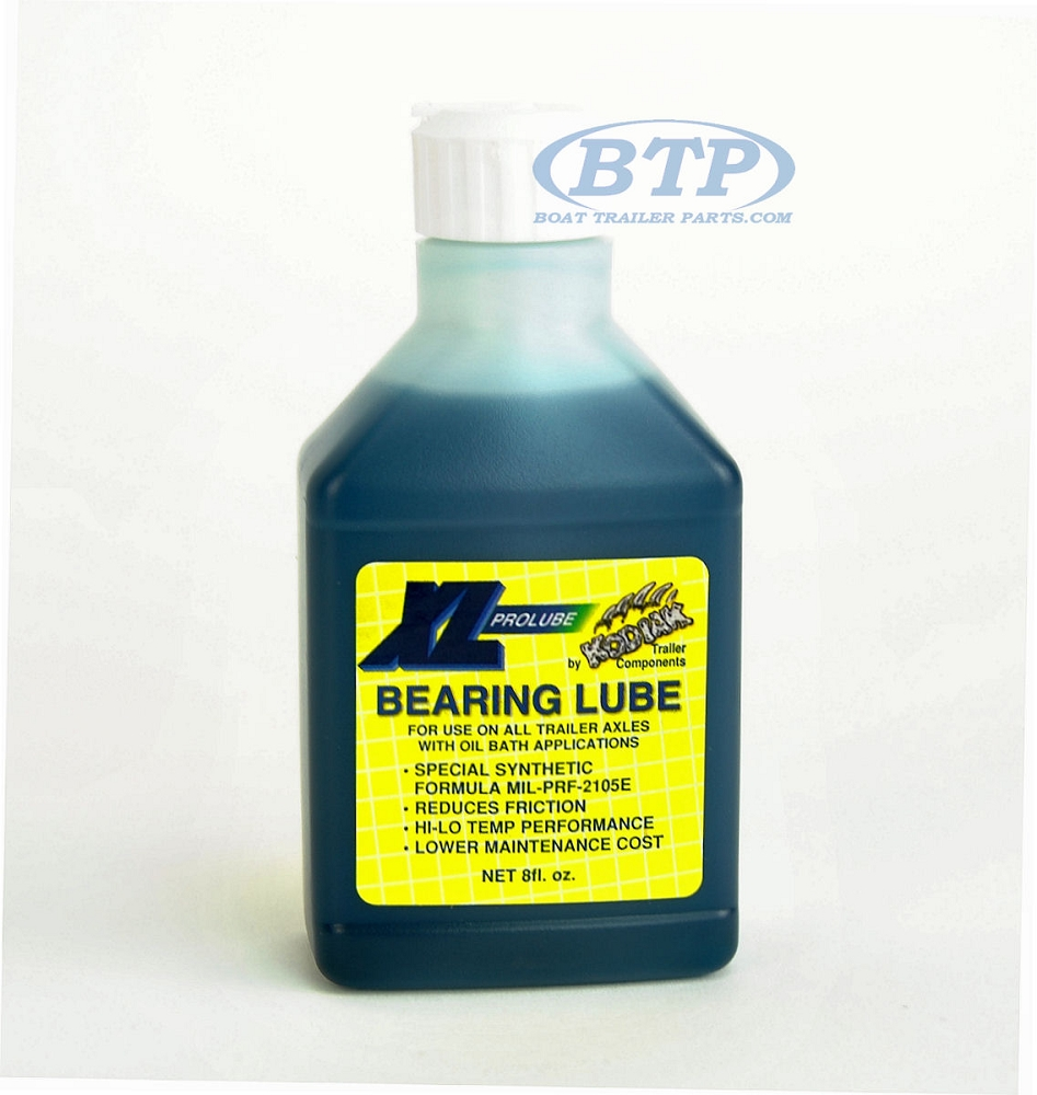 Kodiak XL Pro Lube 8 oz Trailer Bearing Oil for Oil Bath Hub Kits
