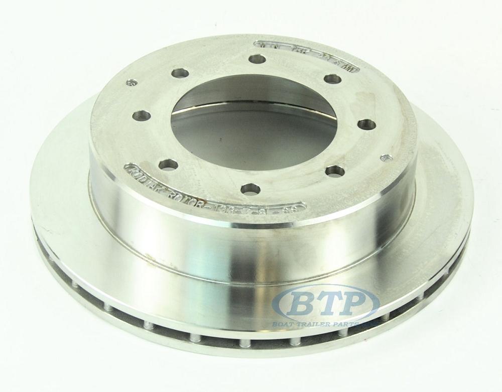 Kodiak Stainless Steel Disc Brake Rotor 8 Lug 13 Inch Slip On