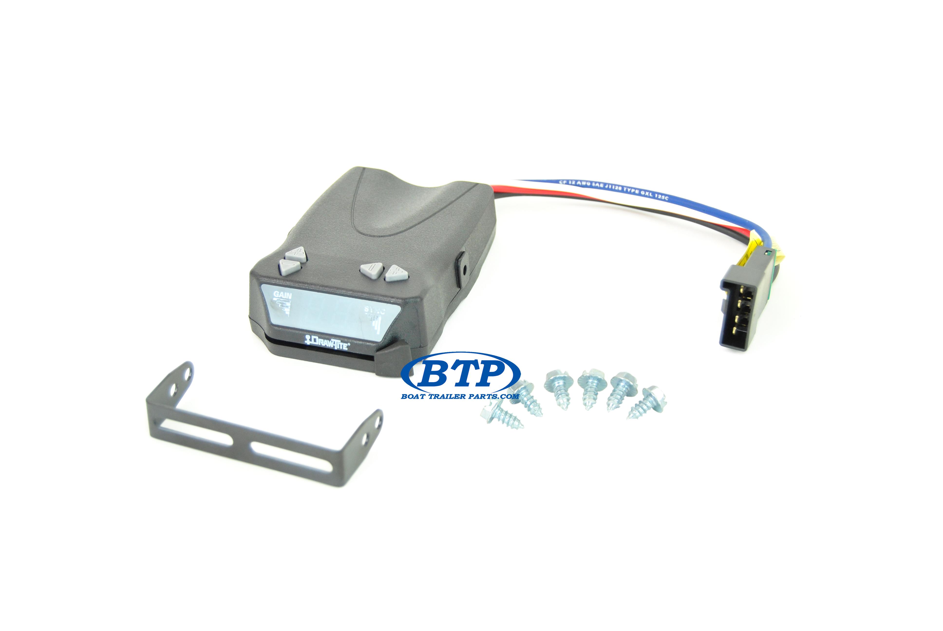 draw tite 5504 activator iv brake controller. Black Bedroom Furniture Sets. Home Design Ideas