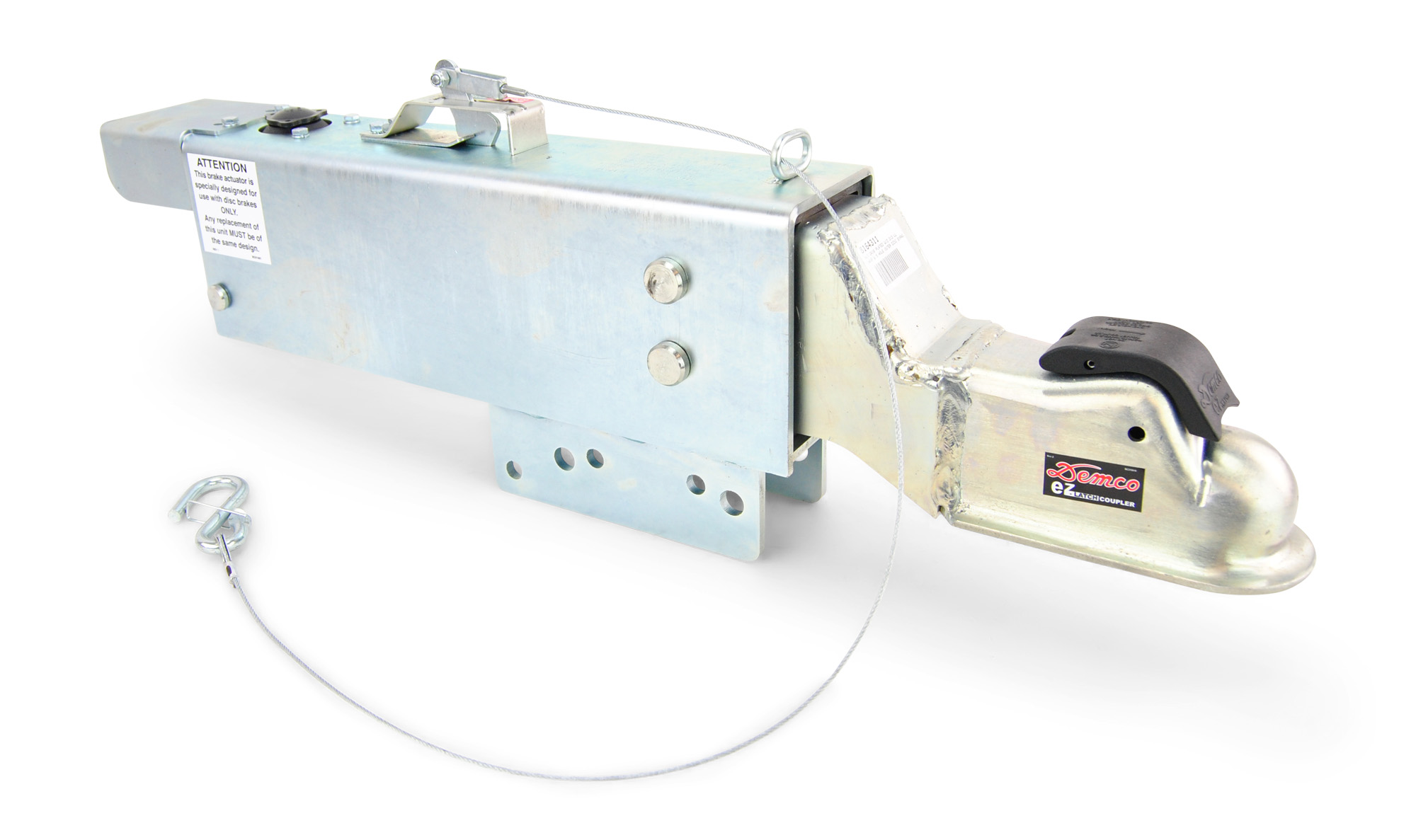 Demco Hydraulic Surge Actuator for Disc Brakes 16000lb