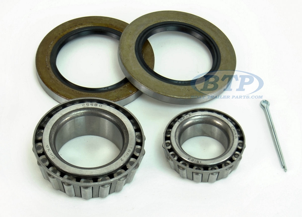 42 Spindle Bearing Kit for 5,200 lbs Trailer Axle