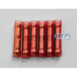 (6) Gel Filled Anti-Moisture Butt Connectors for Standard Gauge Trailer Wire