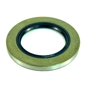"Trailer Grease Seal 2 1/8"" Inner Diameter for 6 Lug and 8 Lug Hubs"