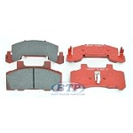 Kodiak Replacement Disc Brake Pad Ceramic Set for 225 Brake Caliper