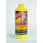 Heavy Duty Hydraulic Brake Fluid DOT 3 for Trailer Disc Brakes 32oz