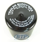 Trailer Buddy Bra 17B fits 1.98 Accu-Lube Dust Cap for Extra Protection