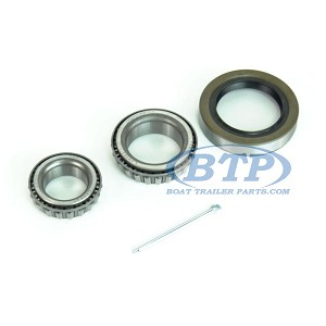 "Hub Bearing and Seal Kit for 3500lb #84 1 3/8"" x 1 1/16"" Spindle"