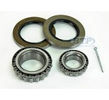 Hub Bearing and Seal Kit for 6 Lug 5200lb #42 1 3/4