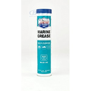 Lucas Marine Wheel Bearing Grease Tube for Trailer Hubs
