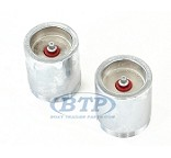(PAIR) Kodiak Red Eye Trailer Bearing Protector 1.98