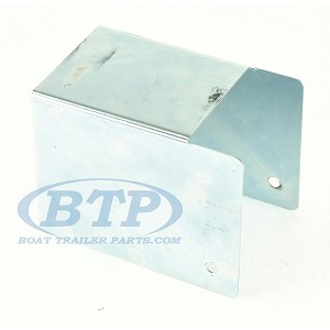 Titan Model 10 Solenoid Cover Shield For Surge Brake Actuators
